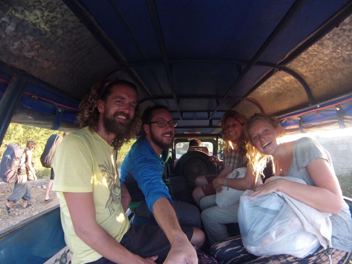 auf nach Luang Prabang!
